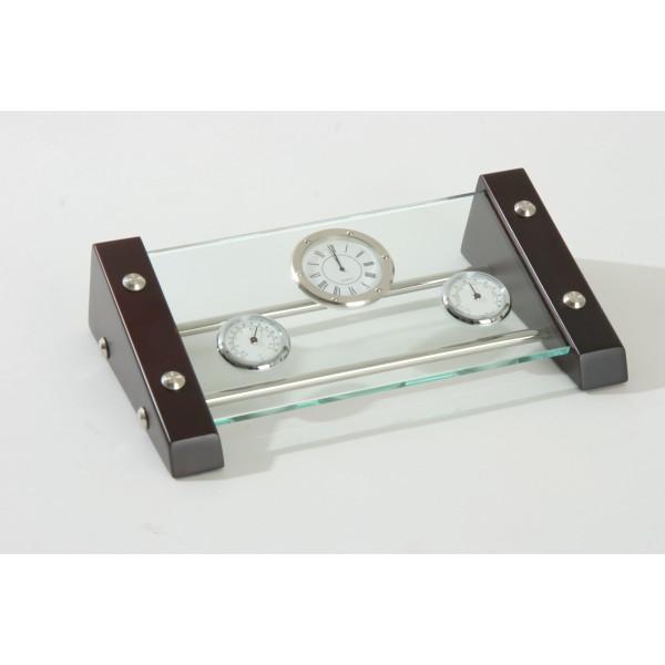 Ρολόι με υγρόμετρο
