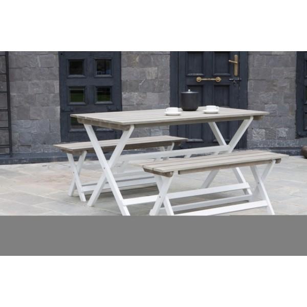 Τραπέζι με πάγκους 03-0007