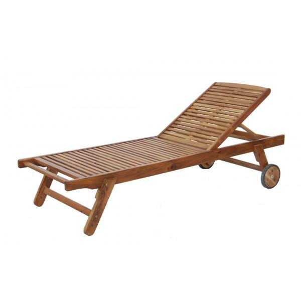Ξαπλώστρα ξύλινη