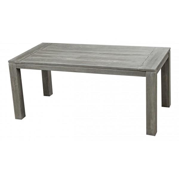 Τραπέζι παλαιωμένο γκρί 100X220