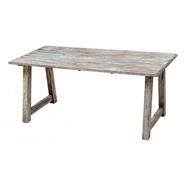 Τραπέζι rustic 90Χ180 03-0006